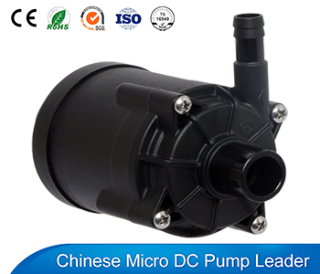 Small water circulation pump