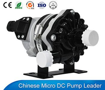 Automotive Electric Water Pump for Bus VP80E