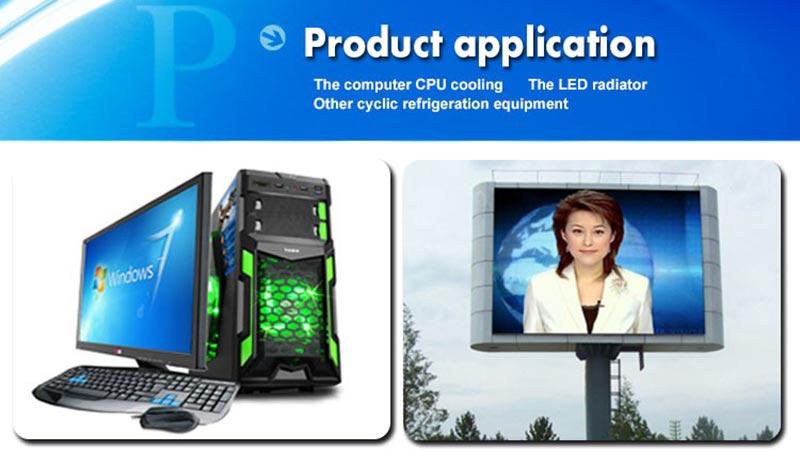 cpu water cooling pump VP60R application