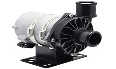 Electric Water Pump Car
