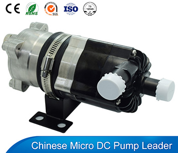 Explosion Proof Electric Car Water Pump VP75A