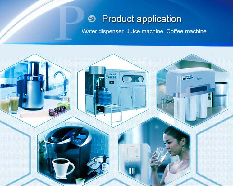 food grade water pump VP35C application