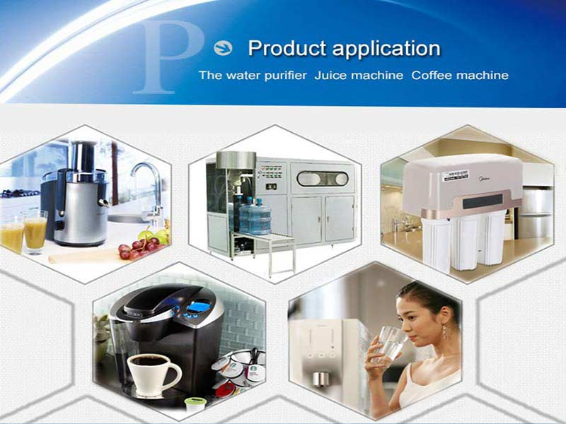 food grade water pump VP60B applications