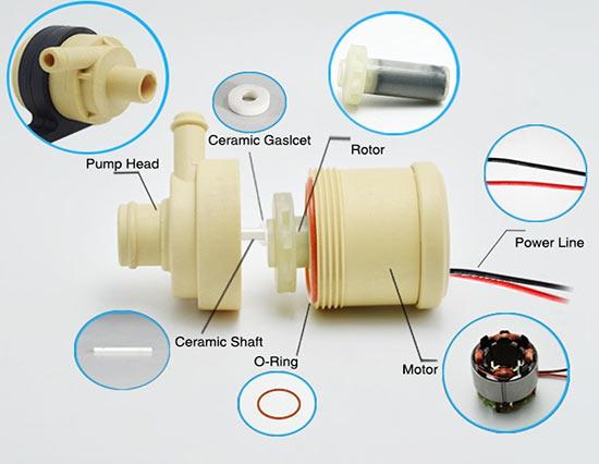 mini centrifugal pump