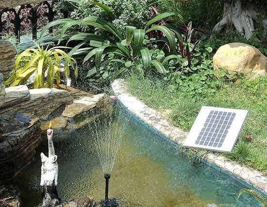 Brushless DC Water Pump