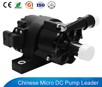 race car electric water pump vp62e