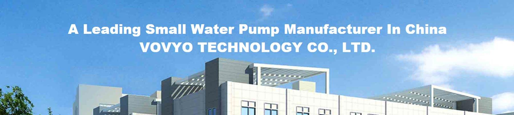 small water pump manufacturer