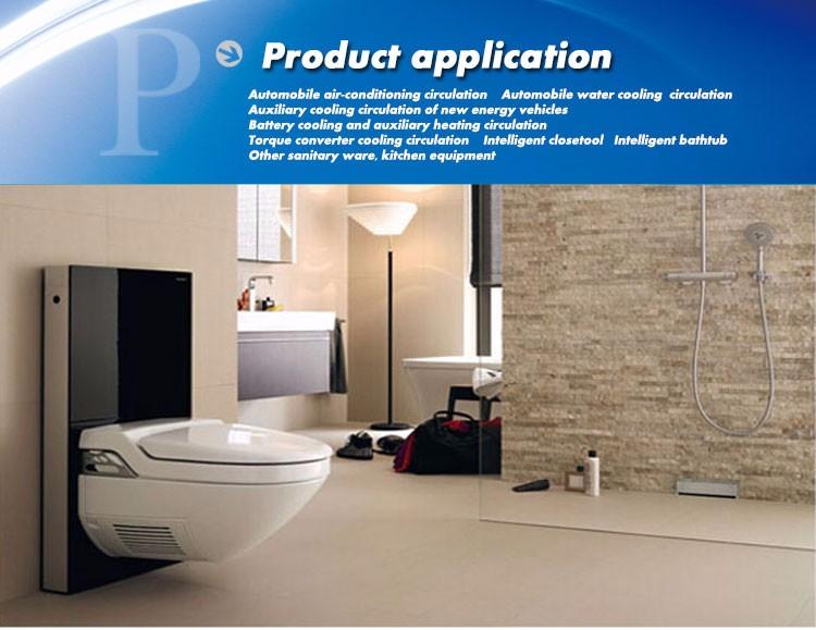 VP80D Pump application