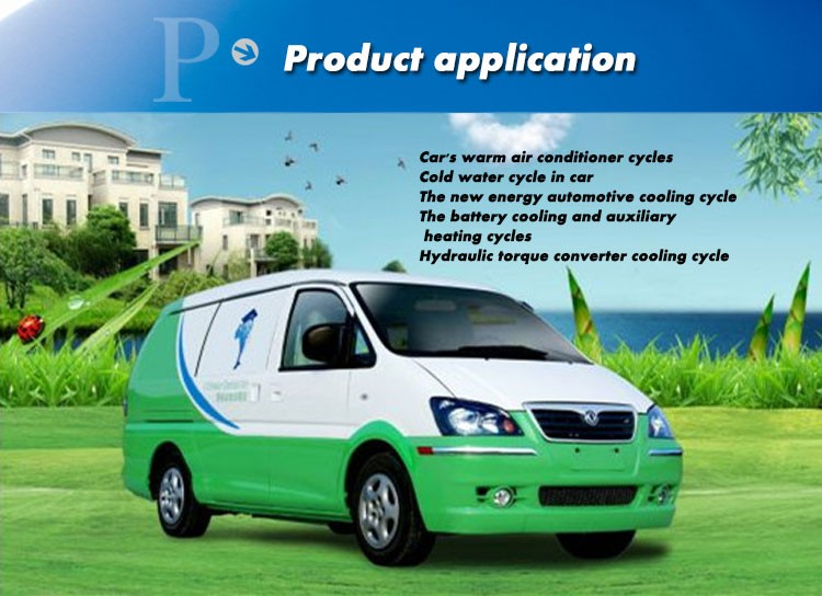 12 volt electric water pump automotive  application